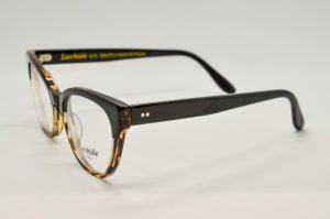 Occhiali da vista Locchiale Design GRACE - HAB - Telaio acetato avana e marrone